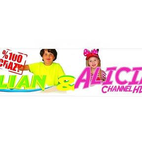 JULIAN & ALICIA Channel Kids