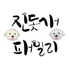 진돗개패밀리 Jindo Dog family