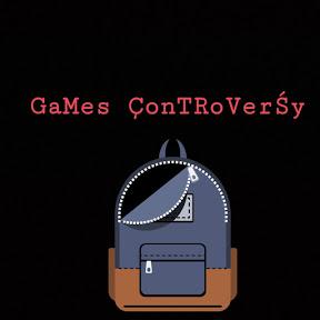 GAmeS & coNtROvERsY