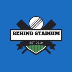 Behind Stadium