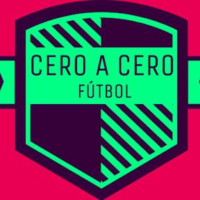 Cero a cero - Fútbol