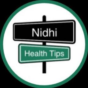 Nidhi Health Tips