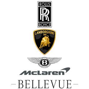 Bentley Lamborghini Rolls-Royce McLaren Bellevue