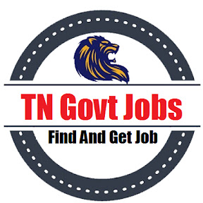Tamilnadu Government Jobs