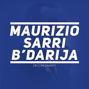 ماوريسيو ساري - بالدارجة Maurizio Sarri b'Darija