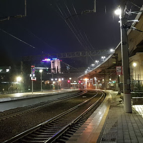 Поезда России Краснодарский край