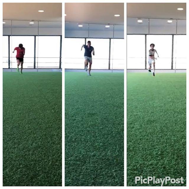 """""""Evaluar y entrenar nuestros ojos es parte de la dinámica docente"""". . 500 observaciones han demostrado que las rotaciones externas y abducciones de cadera cuando corren sin llevar la pelota es el patrón mas común que se ha observado.(Joan Rius Sant). . *En futbolistas amateur las tendencias son similares a la hora de acelerar y buscar eficacia en velocidad lanzada. . UNA INCORRECTA TÉCNICA DE CARRERA. *Deficiencia en la aplicación de fuerzas * Desaprovechamiento del principio de (ACCION-REACCION) * Perdida de impulso, aceleración, velocidad lanzada u optima (Lago, Peñas). .  AFECTA DE FORMA DIRECTA: . * El sistema locomotor. * Genera daños físicos por falta de compensación. * Potencia lesiones en isquios- aductores-pubis-rodillas-cadera-columna lumbar-tobillo. . 🎬 VIDEO 1: El mejor de los 3 casos, con un detalle mínimo en el contacto del pie derecho ingresando con una supinación generando inestabilidad y aplicación de fuerza en dirección correcta. . 🎬 VIDEO 2: Ambos apoyos los realiza en pronacion generando fugas en la aplicación y devolución de fuerzas, tanto en el aterrizaje como en la propulsión. . 🎬 VIDEO 3: En la fase de impulso su centro de masa se nota alterado por su falta de control debido al pilar principal inestable ademas de una incorrecta acción de sus brazos.  Si te interesa mas sobre una correcta técnica de carrera te recomiendo a un especialista @horaciorossanigo"""