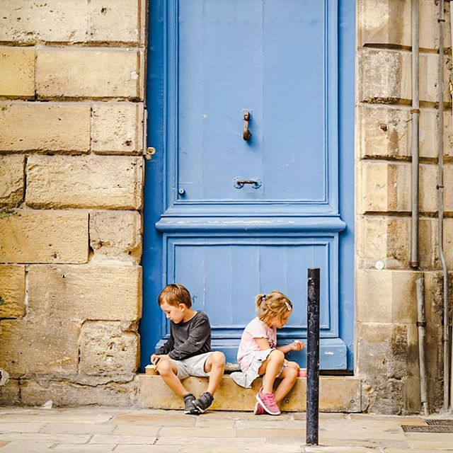 Old ways won't open new doors. • This summer has flown past 🍃 and I seem to have been too busy with life to post all the photos I've taken. So here's some French sunshine for you, and another beautiful door (some of you might have noticed that I love doors - and my babes naturally). • There are some major changes coming along for me in fall, but I am so ready and happy to handle all of them. I life and work smarter now. 😊🤘🏻 What will change for you in fall?