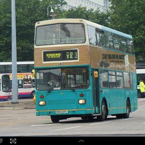 The bus & bin lorry guy
