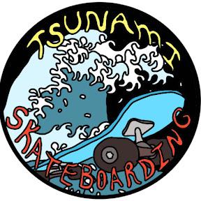 Tsunami Skateboarding