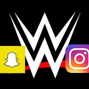 WWE Snapchat & Instagram