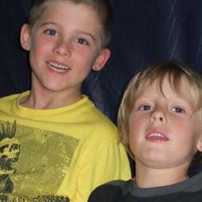 Sean and Angus