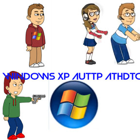 Windows XP AUTTP ATHDTC // TheYellowEmeraldGamer