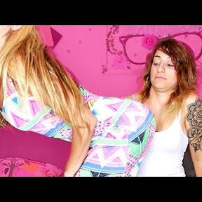 Lesbian Girl Kissing Pranks