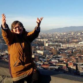 Отдыхаю в Грузии-Валентина Токарева