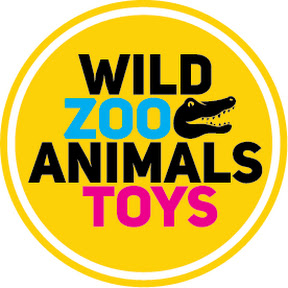 Wild Zoo Animals Toys