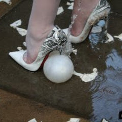 Naughty Heels