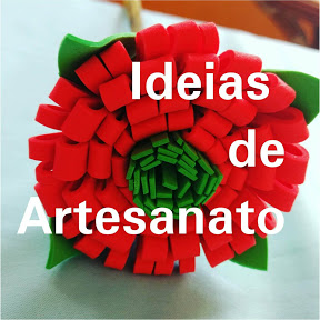 IDEIAS DE ARTESANATOS