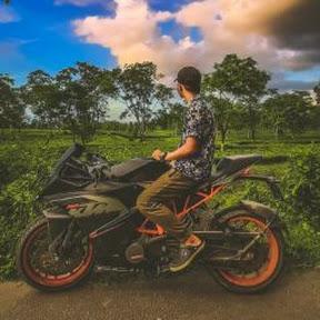 Biker Abhilash