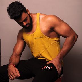 Nikhil Nautiyal Fitness