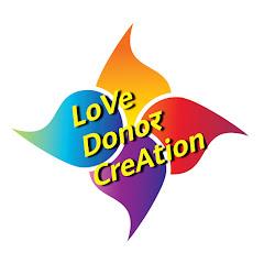 Love Donor Creation