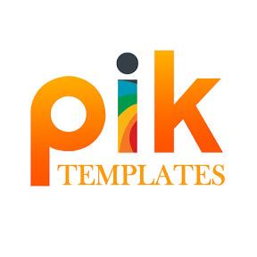 Pik Free Templates