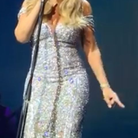 Mariah Carey Against All Odds - Live 2016