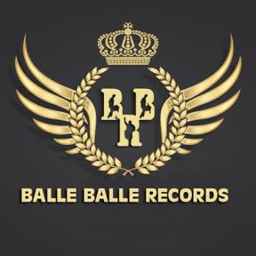 Balle Balle Records