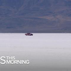Bonneville Salt Flats - Topic