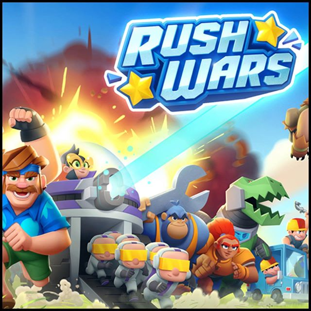 Anyone else spending way too much time playing #RushWars ❓ #rushwarsgame #rushwarsgameplay #ios #iosgame #mobilegame #android #androidgame #supercell #supercellgames @supercell