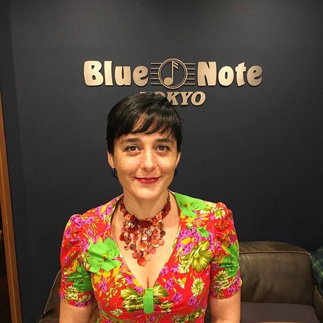Day 1! #bluenotetokyo