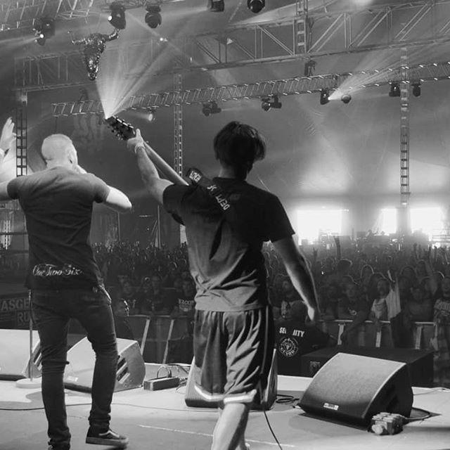 Time flies. Wacken Open Air, back in 2014 🔥 . . . . #wacken #wackenopenair #wacken2014 #festival #metal #modernmetal #metalcore #deathcore #metalcoreband