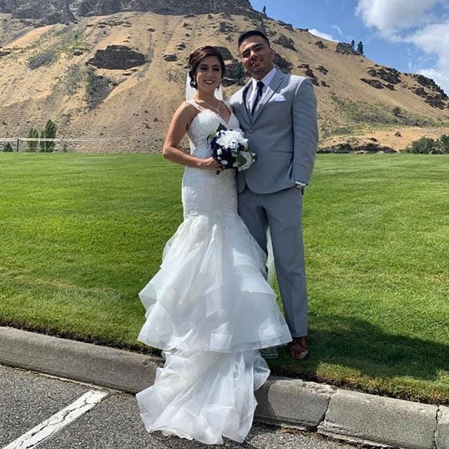 We would also like to congratulate our brother Jesus and Isabel on their wedding. Hope this new journey is filled with happiness & love.