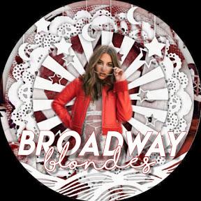 Broadway Blondes