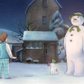 The Snowman and the Snowdog - Topic