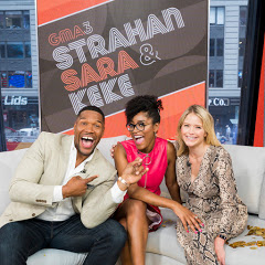 Strahan Sara and Keke