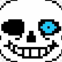Bad time Skeleton Sans