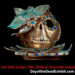 International Day of the Dead Exhibit