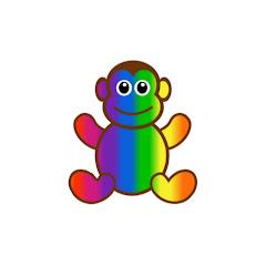 Monkey Rainbow