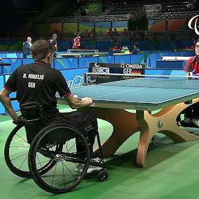 Para table tennis - Topic