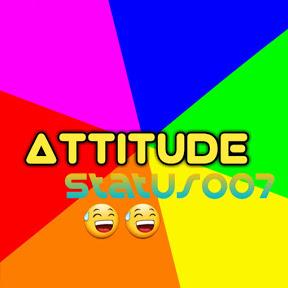 ATTITUDE STATUS007