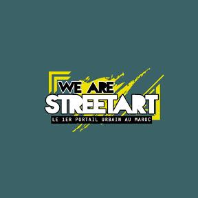 WE ARE STREETART