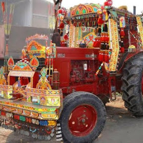 AMAZING STUNTS OF SINDH TRACTORS