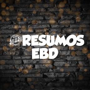 #Resumos da EBD