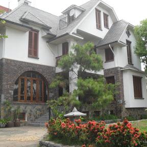 Villa for rent in Tay Ho dist, Hanoi, Vietnam