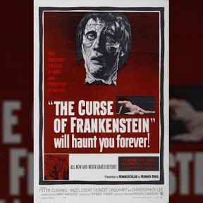 The Curse of Frankenstein - Topic