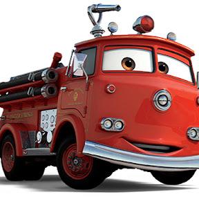 Firetruck Dragon Boat