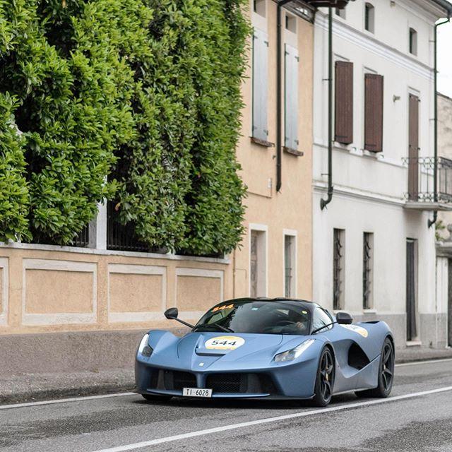 LaFerrari #Ferrari #LaFerrari #1000Miglia #MilleMiglia2019 #Carspotting #Carphotography #Nikon #Blacklist #Autogespot