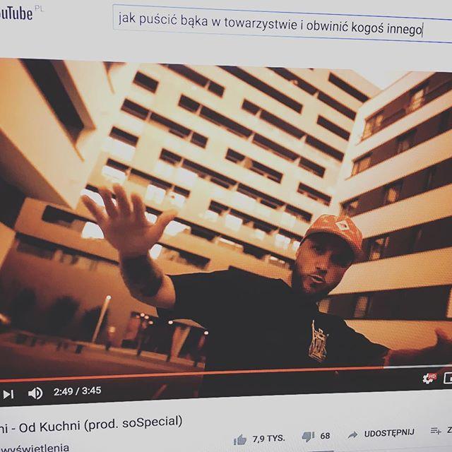 @shellerini_gawrosz wypuścił nowy klip. Zapraszam do sprawdzenia. Atakujcie też @vulgaruspl bo tam dostępny jest preorder najnowszego albumu Od Shellera. #almamater #shellerini #odkuchni