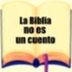 La biblia no es un cuento